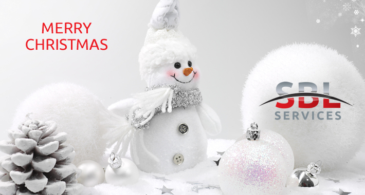 SBL Services | Christmas Wishes | Swindon Bearings